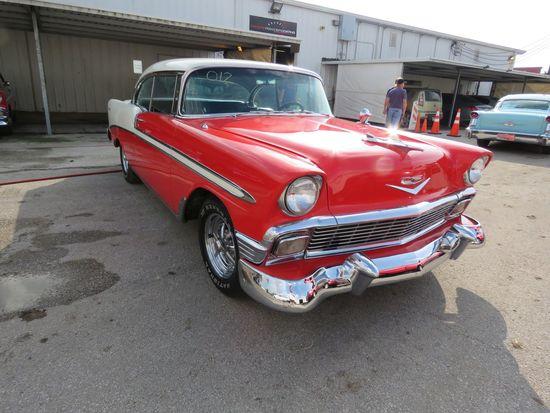 1956 Chevrolet Belair 2dr HT