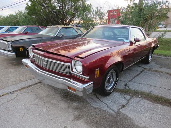 1973 Chevrolet Malibu Classic Coupe