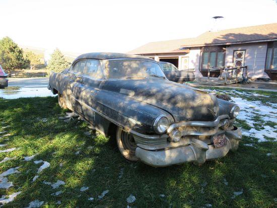 1950 Cadillac Diesel Sedan