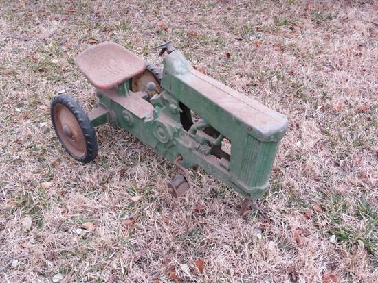 John Deere Model A Pedal Tractor