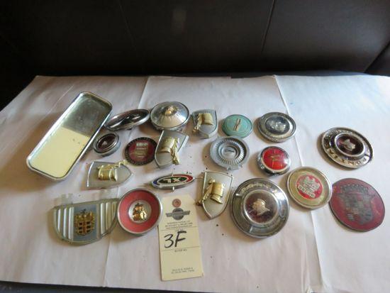 Vintage Emblem Grouping