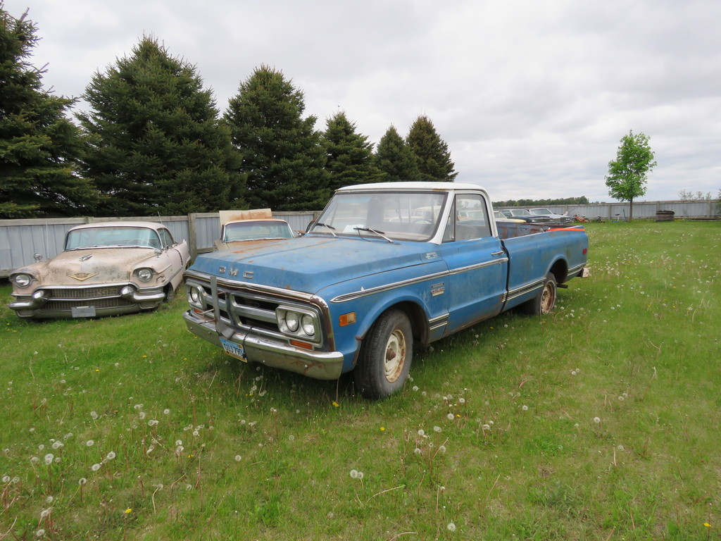 1972 GMC Nebraskan Pickup