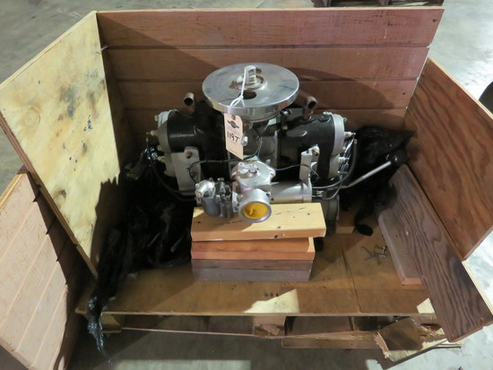 Elto Outboard Convert for Midget Engine