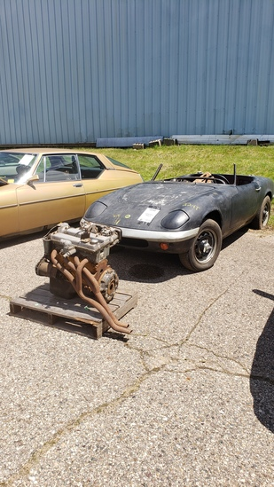 1966 Lotus Elan Project