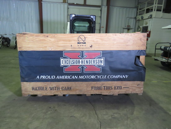 1999 Excelsior Henderson Super X NIB Motorcycle