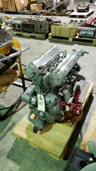 RARE Offenhauser Dual OHC Motor
