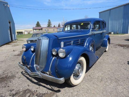 1936 Pierce Arrow V12  Series 1602 5 Passenger Sedan
