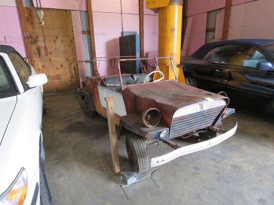 1959 King Midget Jeep