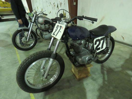 1966 Ducati DM350