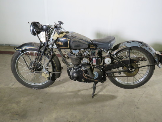 1937 Rudge Ulster Rudge Four