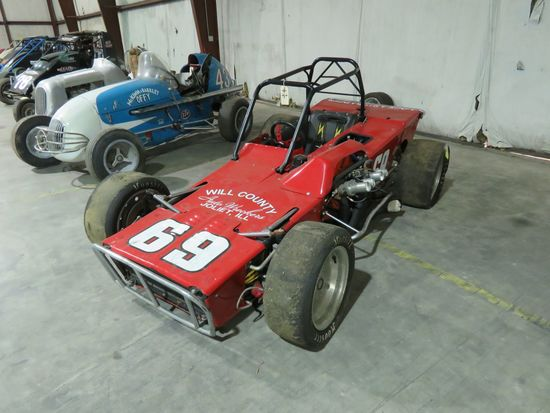 Famous Lockard Badger II Race Car