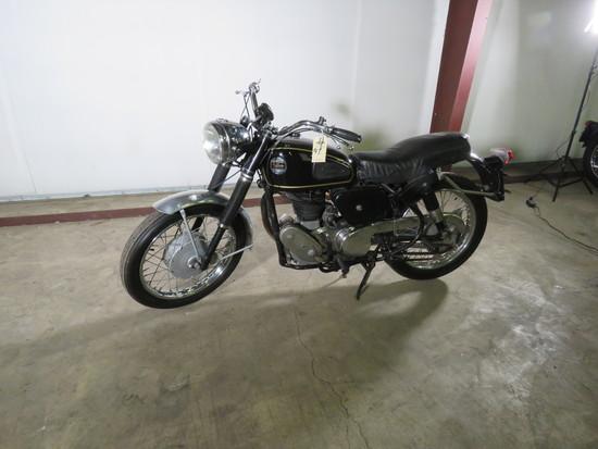1968 Velocette Venom 500 Motorcycle