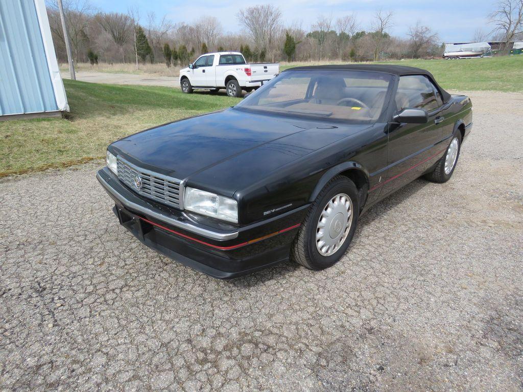1993 Cadillac Allanti Farina Convertible