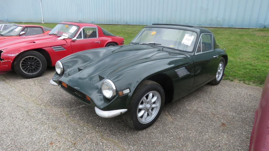 1972 TVR 2500M Coupe
