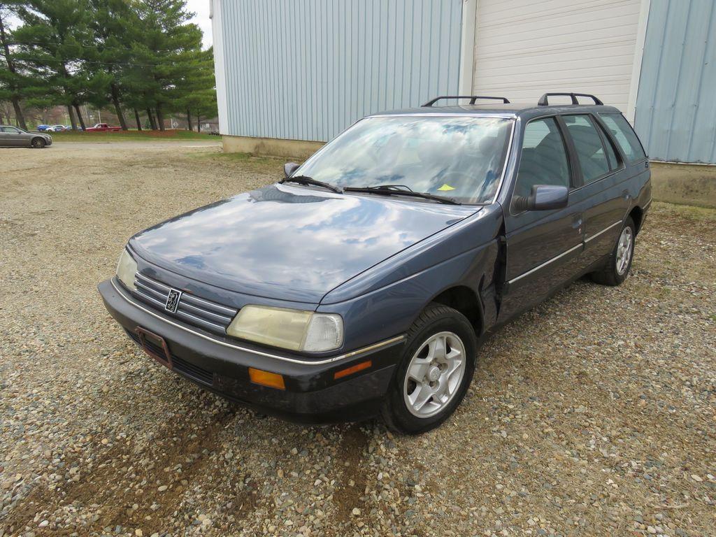 1990 Peugeot 405MI Wagon
