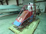 Vintage Home Built Midget Race Car
