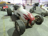 Vintage Midget Race Car
