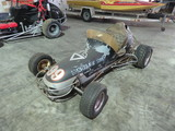 Vintage  1/2 scale Midget  Race Car