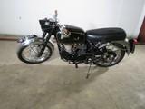 1965 Velocette Venom Touring 500 Motorcycle