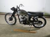 1960 Velocette Scrambler 500 Motorcycle