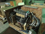 Chevy II Fuel Injected Motor for Vintage Midget Race Car