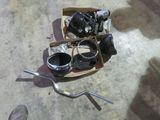 Velocette Venom Misc. Original Parts