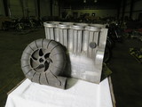 Rare 1933 Miller Block and Supercharger Casting
