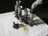 Velocity Stacks for 4 Cylinder Flathead Speed Equipment- Offenhauser Injection