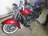 1999 Excelsior Henderson Super X Motorcycle Deadwood Edition