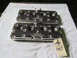 Pair of Aluminum Edelbrock Heads Flathead V8