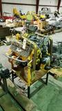 Fabulous Display Hotrod Flathead Ford V8 Motor