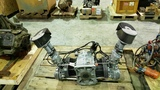 Skat 4 Cylinder Fuel Injected Motor