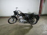 1956 Ariel Square Four Motorcycle