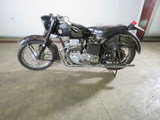 1957 Ariel Square Four Motorcycle