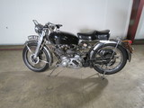 1952 Rare Vincent Series C Rapide Motorcycle