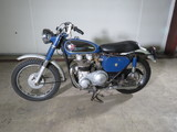 1962 Matchless G12 Motorcycle