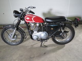 1967 Matchless G80 Competition Scrambler Motorcycle