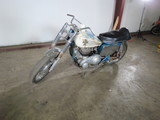 1960 Matchless G12 Motorcycle