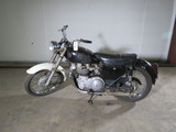 1958 AJ Stevens Motorcycle