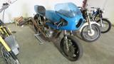 Rickman Motorcycle- ? Prototype
