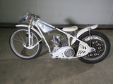 Speedway Racer Motorcycle