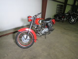 1965 Panther Model 120 Motorcycle