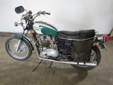 1972 Triumph Tiger TR6 Motorcycle