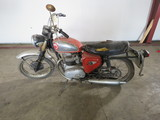 1965 BSA Lightning Motorcycle