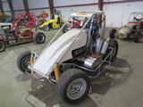 Vintage Fontana Midget Race Car