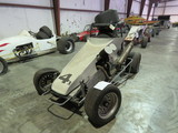 Vintage Stewart Midget Race Car