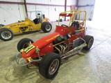 Vintage Pogo Midget Race Car