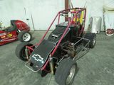 The Beast Vintage Midget Race Car