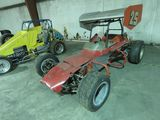 Vintage Edmunds Type Roadster Midget Race Car