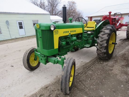 1960 John Deere 435 Tractor